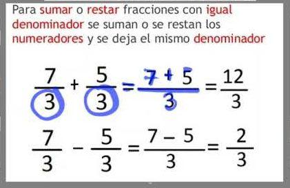 las matematicas